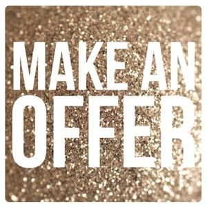 Other - I looooooove a good offer! ✨✨🥂✨✨